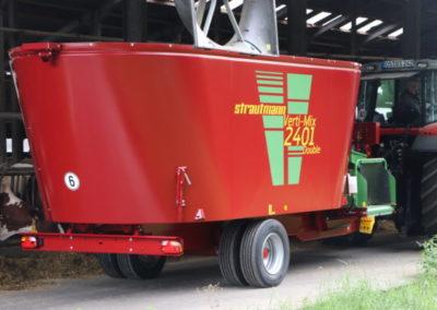 Strautmann Anhänger bei Gerhard Ohr GmbH in Crailsheim